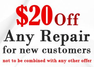 20 dollar off for new customers