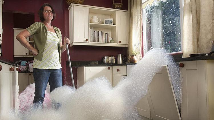 Dishwasher Draining Problem