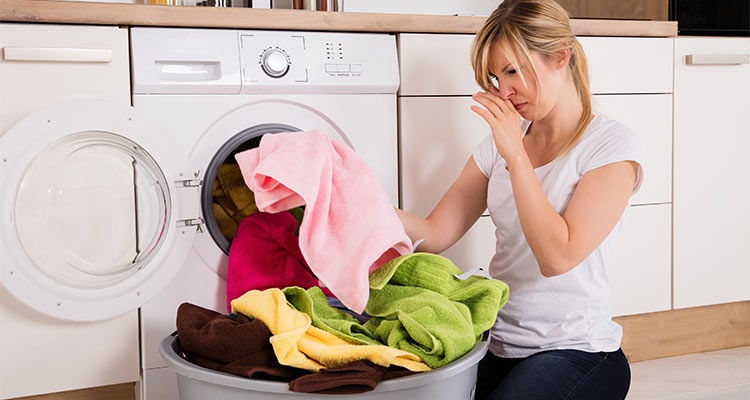 Does Your Washing Machine Smell?