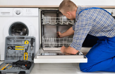 Dishwasher Repair Installation Durham