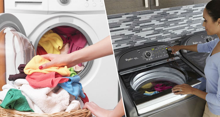 Top Load or Front Load Washers – Which Is Best for Your Home?