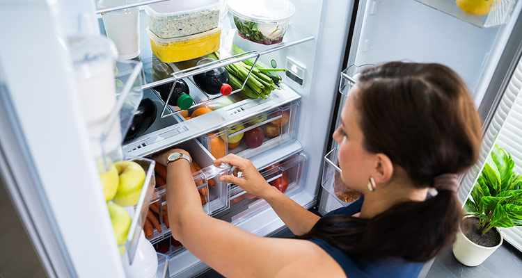 Keeping Food In Refrigerator Fresh Longer