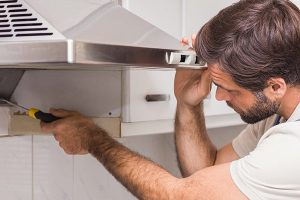 range vent hood repair services