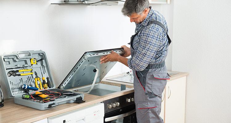 stove repair services