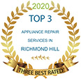three best rated appliancerepair services richmond hill 2020