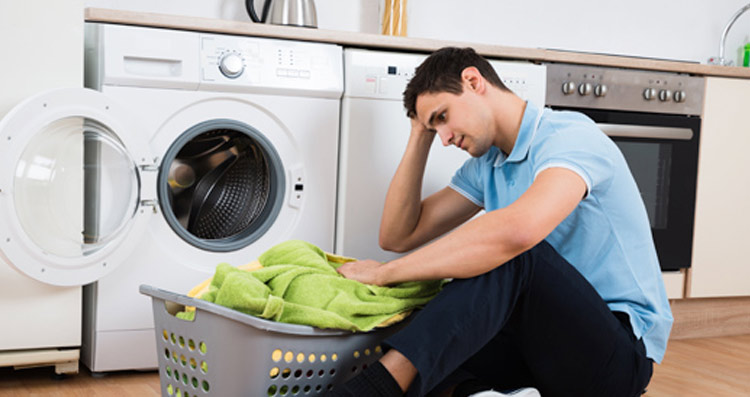 Washer Stop Spinning? Here's Why